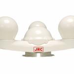 JRC JLR-21 er et solid GPS antennekompass
