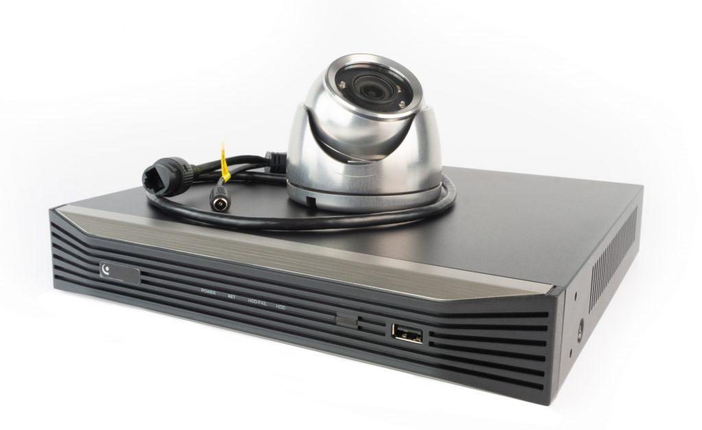 Produktbilde av ProNav Camera System NVR med ett stk. kamera.